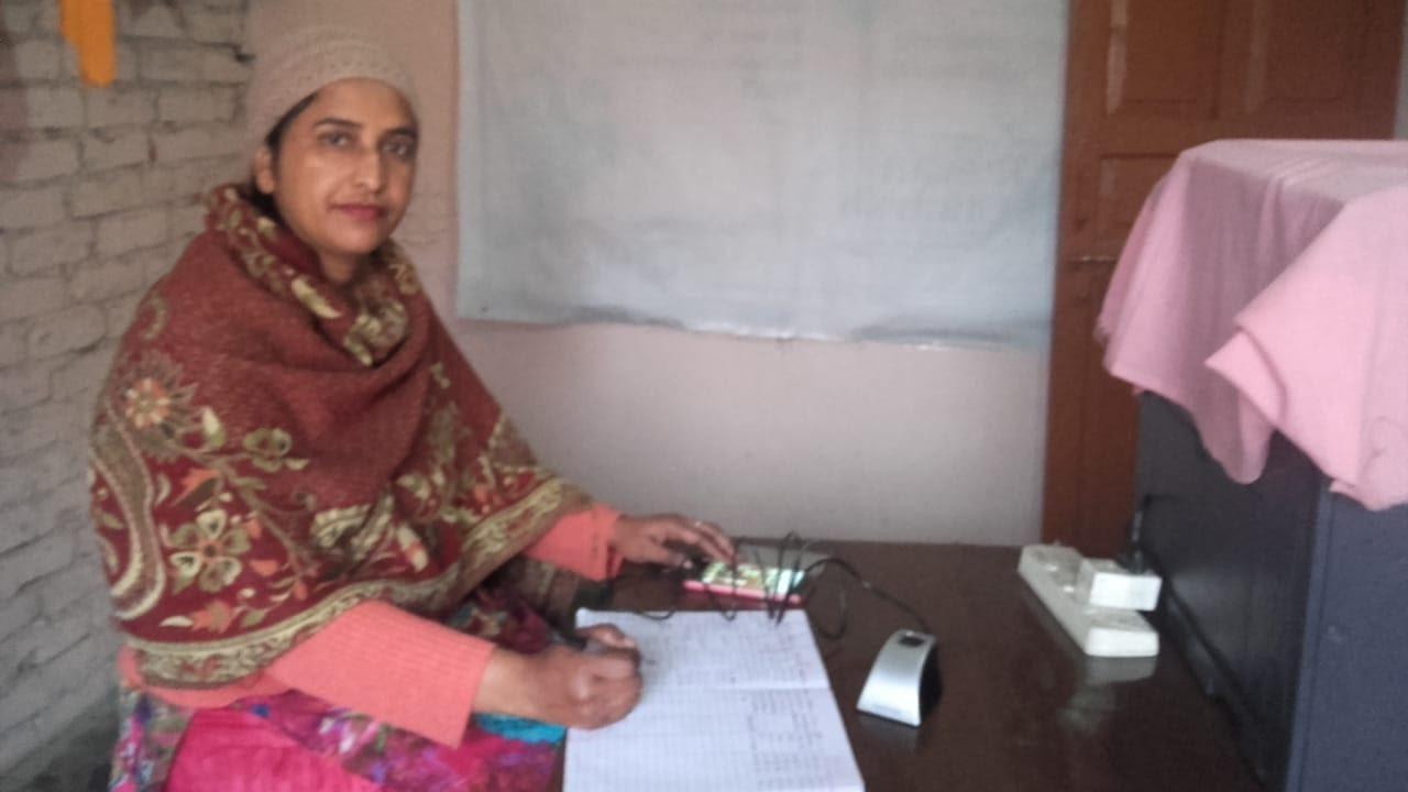 SEWA Bank Saathi Narinder Kaur