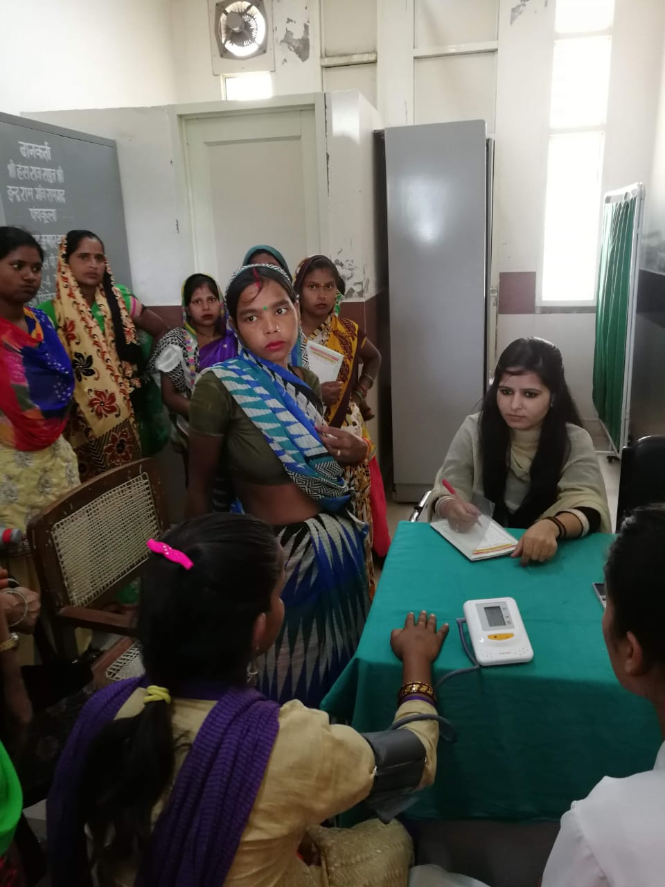 Assisting Pregnant Women in Health Linkages and Entitlements